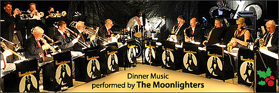 Holiday Galla Dinner music provieded by the Moonlighters of Dothan.